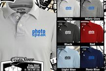 Kaos Polo Gadget dan Camera | Gadget and Camera Polo shirt