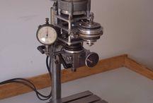Stroje a přípravky Machineshop / machine for shop