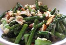 Köretek-saláták-lekvár