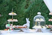 High Teas & Garden Parties