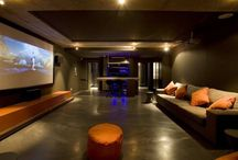 Private cinema / Luxury,Cinema, Dream House,