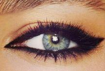 Classy everyday eye make up