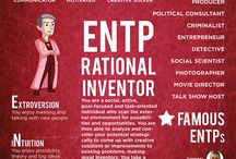 ENTP personality