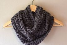 Crocheted Capes, Cowls, Scarves / by Cindy Peistrack
