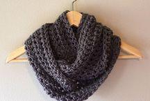 Crochet/knit / by Heather Rosen
