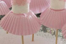 Sophia rose cakes