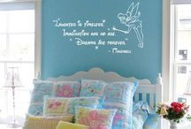 Kid's Room / Room Ideas for my princess and lil prince =) / by Jessica Noll