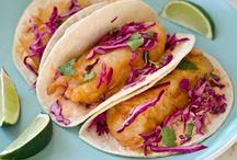 Fish Recipes / by V Bushell