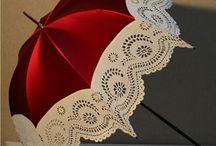 Guarda-chuva e sombrinhas