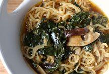 Soup / Noodles