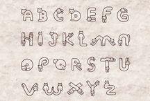 文字 デザイン