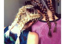 Hairstyles / Penteados