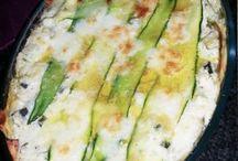 lasagne zucchine e ricotta