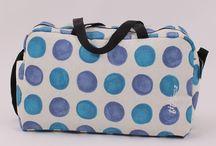 Bolso Maternal tititnins / Bolsos maternales para hospital o para uso diario.