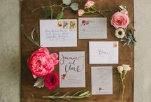 Stationery Movement / All things letters: invitations, thank-you's and more.