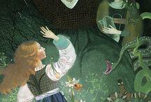 Fanchon, les fées (inspiration)