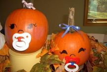 Halloween Baby Shower / by Sarah Williams