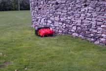 Nos installations de tondeuses robot / Voici quelques exemples d'installations
