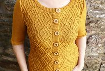 Knitting and Yarn / Knitting, Yarn, and Knitting Patterns / by Melissa Mento