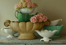 MCCOY POTTERY LOVE