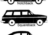 Vw fastback type 3