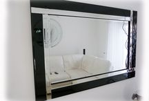 Art Deco Mirrors / Art Deco mirrors are a classic, timeless look that are perfect for any home decor.