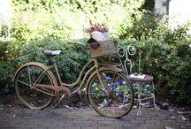 Deco con bicis