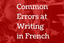 écrit french