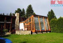 prosklená architektura / Elegantní a zvláštní řešení prosklených staveb