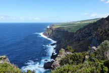 Açores  / Paradis subtropical au large du Portugal, les Açores vous réservent de belles découvertes si vous aimez la nature et la tranquillité. Tour d'horizon de ces 9 petits îles portugaises.