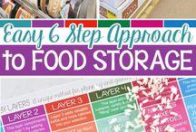 Food Storage....