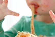 Kiddo Food / by Sharlynn Tanser