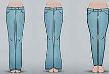 Jeans dicas.