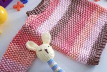 tejidos para bebés