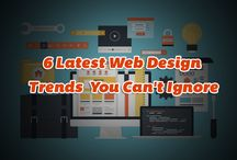 Web Designing/Marketing/SEM/SEO / Latest web design trends of 2016 focus on maintaining a balance between user experience, functionality.