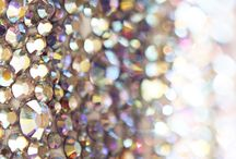 sparkle shimmer and shine, up close stone design