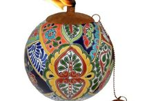 Inspiration .....talavera pottery / by Lisa Bienko