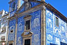 Porto, Portugal / Восхитительный португальский город с расписными церквями, стройными улицами, мостом, построенным Эйфелем, и самым веселым кварталом Рибейра!