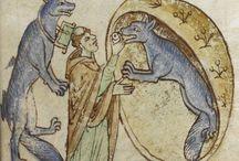 Medieval mystic