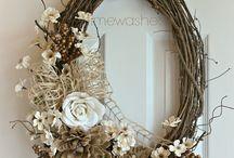 Home Decor-Wreaths