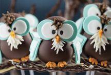Taarten & cupcakes / Fondant & marsepein