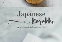 Food: Japanese~asy Recipes