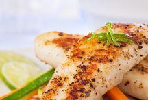Fresh fish recipes