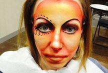 make-up Xtinastyle