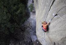 Climbing / Photos of my favorite climbers or crags