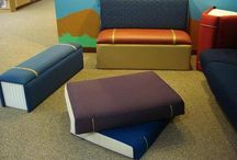 Hotel - Glam Library / Research for school project relating to a Glam Library theme