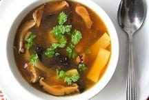 Recipes : Soups
