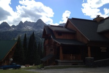 Canadian Rockies Hotel  / by Powder Matt