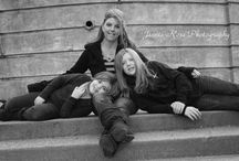 Mom and daughters pics