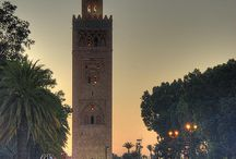 Mesmerized in Marrakech  / The ancient capital of Morocco, this beautiful city has been enchanting visitors for centuries.